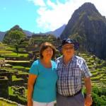 Beautiful day in Machu Picchu