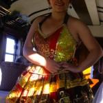 Th Cabaret on the train!