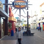 Christine Under our Sign (We aare e known as the fossils by some of my family!)