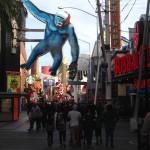 King Kong Theme Area