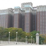 The Hilton Towers (our hotel)