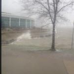 The Aquarium, Lakeside with snow!