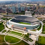 Soldier Stadium: The Chicago Bears home Ground (American Football)