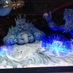 A Christmas Window at Macys