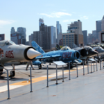 The Flight Deck now as a Museum
