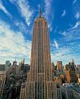 Empire State Building, built 1931 1,454 ft tall