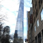 The First new World Trad Centre Tower