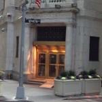 New York Stock Change, Wall Street