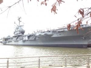 USS Intrepid, the Museum