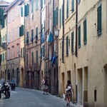 Streets of Old Siena