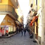 A Street in Sorrento