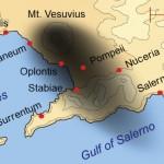 Roman Map of Area