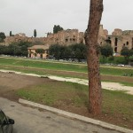 Circus Maximus with Royal Palaces behind