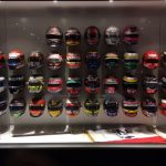 Most F1 Drivers have donated their helmets