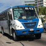 Local buses, blush for centro