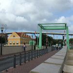 One of the many bridges in town