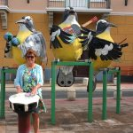 Me playing the drums!