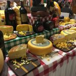Every type of cheese you could wish for