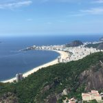 Views were fabulous looking over Rio
