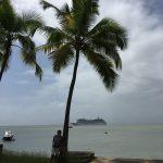 Beautiful idyllic Island shame it has a terrible history