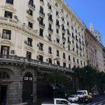 San Nicolás Ave, such beautiful buildings