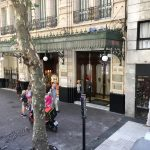 The first Café in Buenos Aries, Café Tortoni, they run Tango classes and shows