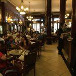 Coffee at Cafe Tortoni