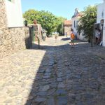 Pretty little streets with cobbled streets