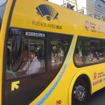 Big yellow bus in this city!