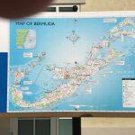 Map of the Island of Bermuda