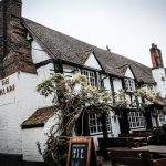 The Bull, dates back to 16th century timber framed building. Owned by the church!