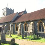 Sonning Church goes back to 909AD
