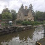 Iffley Lock keepers house