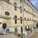 Hotel now, but was the prison