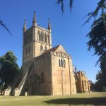 The Abbey at Pershore