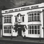 Old photo of Angel Inn