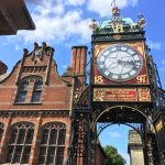 Famous clock tower