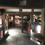 Inside the Cheshire Cat pub