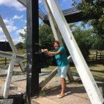 Doing the dreaded lifting bridge