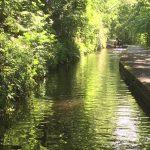Llangollen Canal no passing