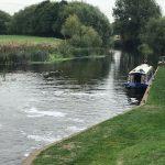 Meandering on the River Soar