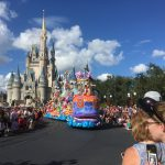 Main parade