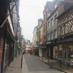 Early morning in Honfleur