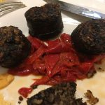 The infamous Black Pudding
