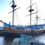 Replica ship