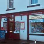Post office and general stores
