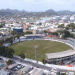 Old cricket stadium